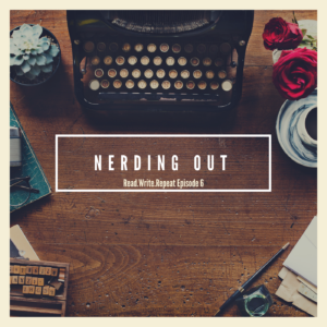 Nerding Out: fungus gifts, book loaning problems, snort laughing, short story drinking-Ep.6