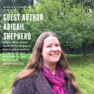 Abigail Shepherd Answers the Proustish Questionnaire!
