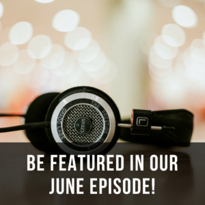 Be Featured in Read.Write.Repeat's June Episode