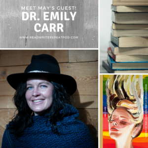 Meet Poet and MFA Director, Dr. Emily Carr