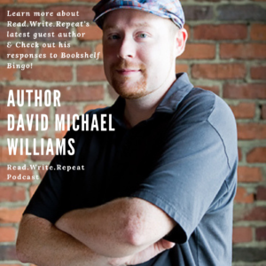 Bookshelf Bingo with David Michael Williams
